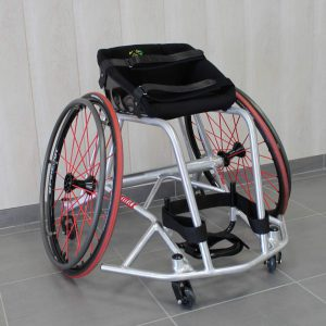 fauteuil de handi-basket