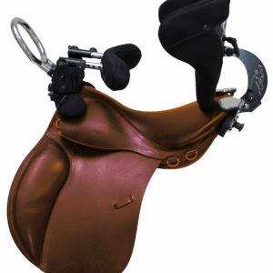 Siodło dla niepełnosprawnych rowerzystów